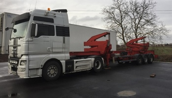 Expanding of special chassis fleet in European Network