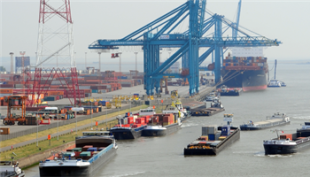 "Pilot project ""Consolidation of small container volumes"" in Port of Antwerp"